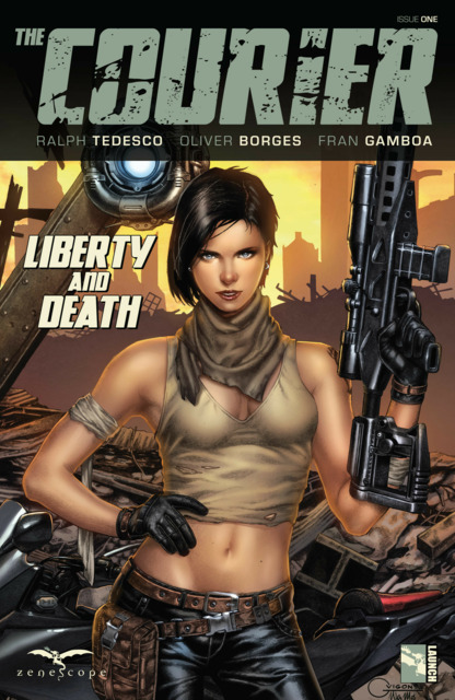 The Courier: Liberty and Death