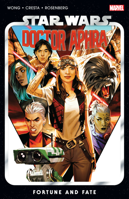 Star Wars: Doctor Aphra: Fortune and Fate