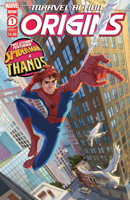 Marvel Action: Origins