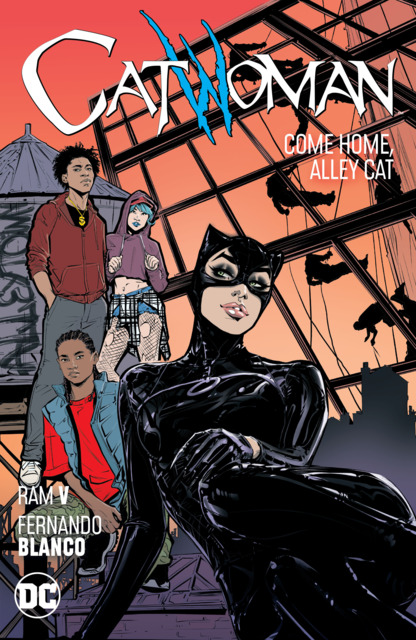 Catwoman: Come Home, Alley Cat