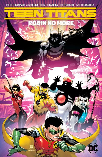 Teen Titans: Robin No More