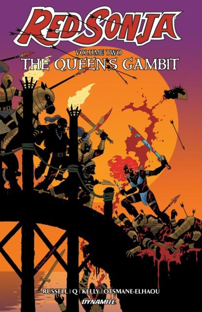 Red Sonja: The Queen's Gambit