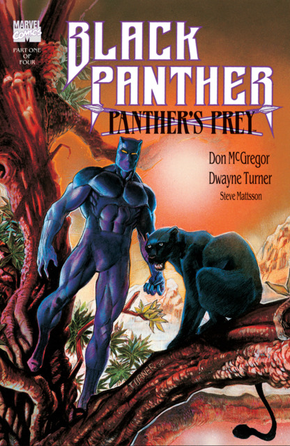 Black Panther: Panther's Prey