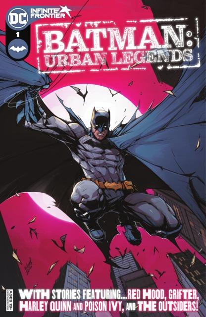 Batman: Urban Legends