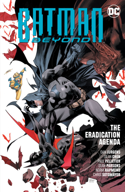 Batman Beyond: The Eradication Agenda