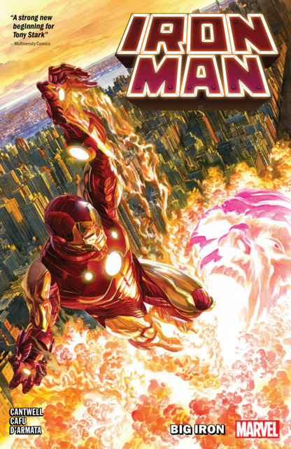 Iron Man: Big Iron