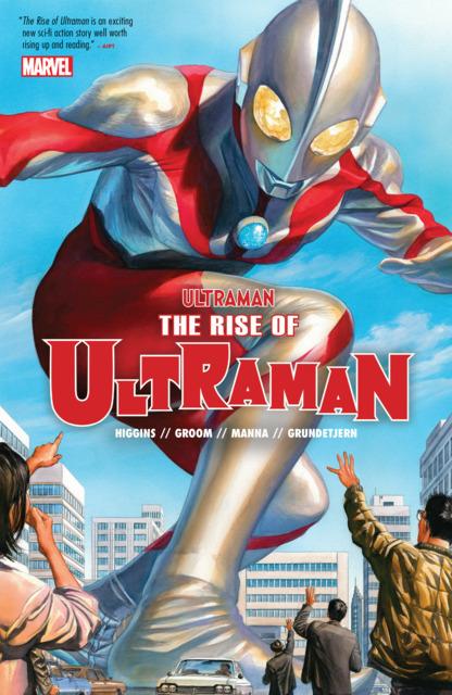 Ultraman: The Rise of Ultraman