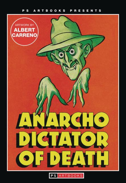PS Artbooks Softee: Anarcho Dictator of Death