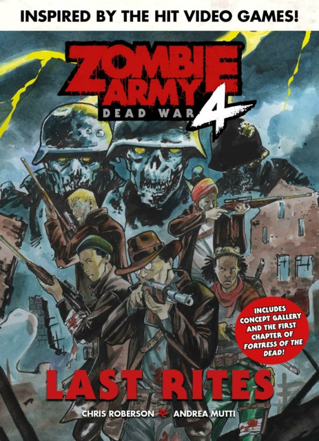 Zombie Army 4: Last Rites
