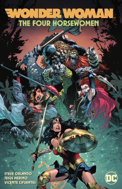 Wonder Woman: The Four Horsewomen