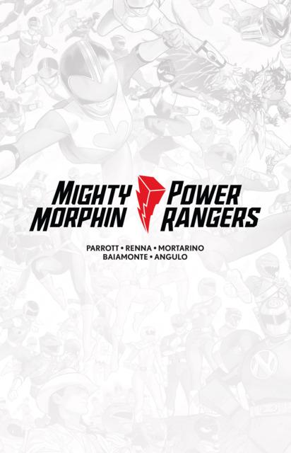 Mighty Morphin/Power Rangers