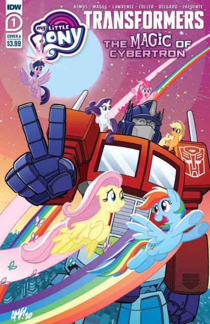 My Little Pony/Transformers II