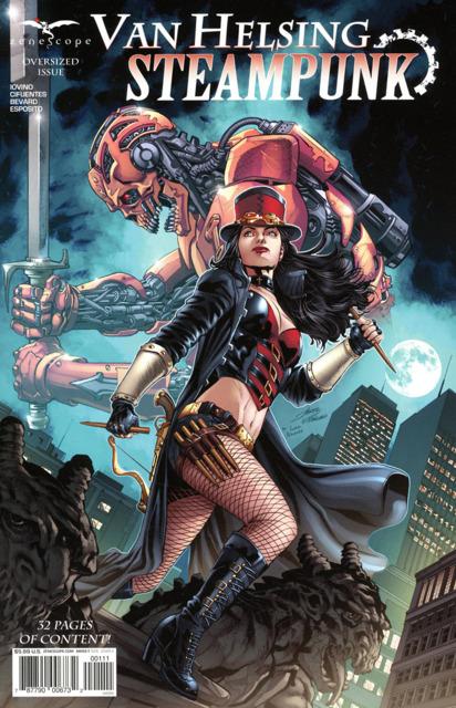 Van Helsing: Steampunk