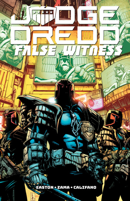 Judge Dredd: False Witness
