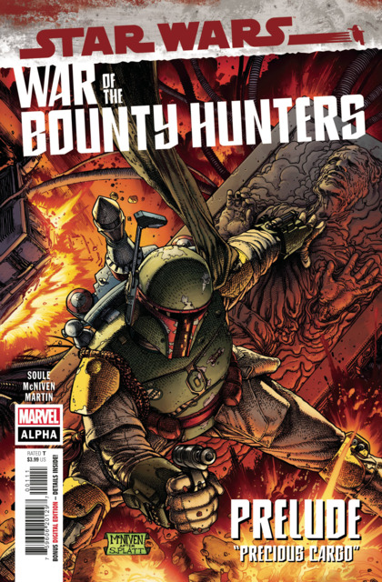 Star Wars: War of the Bounty Hunters Alpha