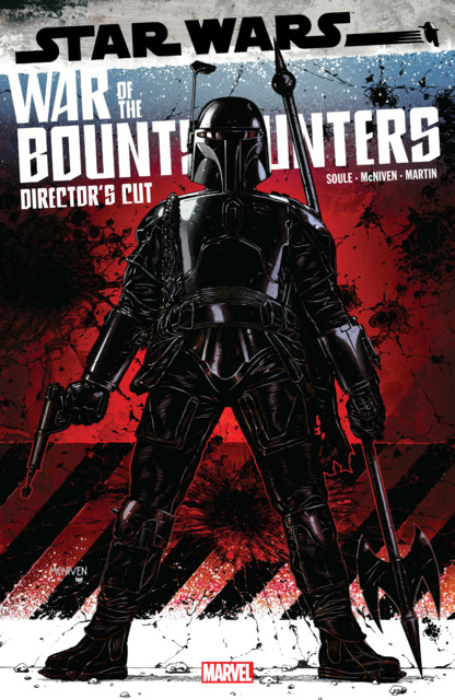 Star Wars: War of the Bounty Hunters Alpha #1: Director's Cut