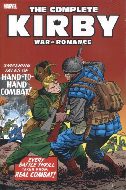 The Complete Kirby War & Romance