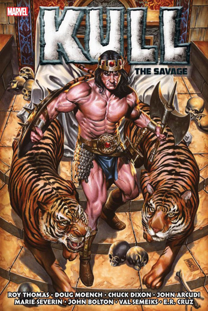 Kull the Savage: The Original Marvel Years Omnibus