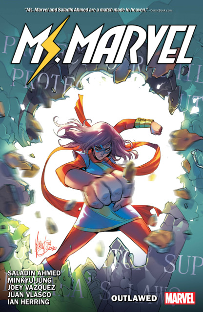 Ms. Marvel by Saladin Ahmed: Outlawed