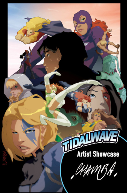 "TidalWave Artist Showcase: Jeffrey ""Chamba"" Cruz"