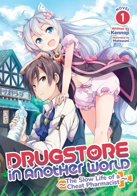 Drugstore in Another World: The Slow Life of a Cheat Pharmacist