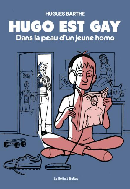 Hugo est gay: dans la peau d'un jeune homo