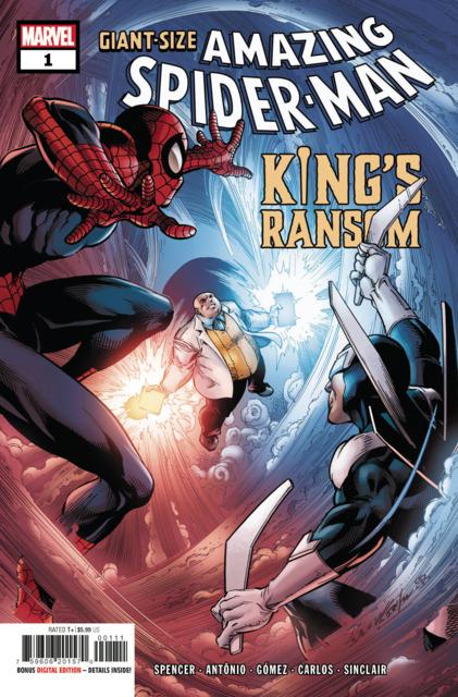 Giant-Size Amazing Spider-Man: King's Ransom
