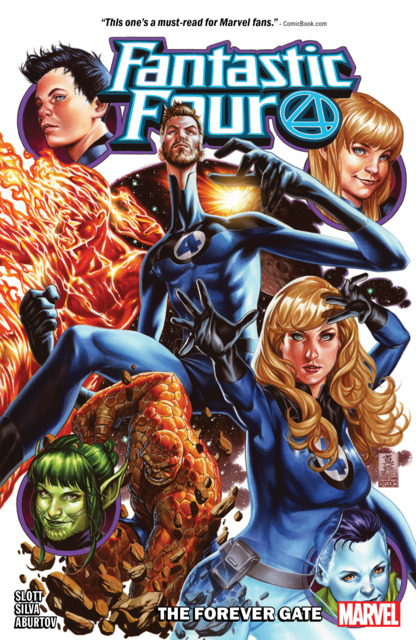 Fantastic Four: The Forever Gate