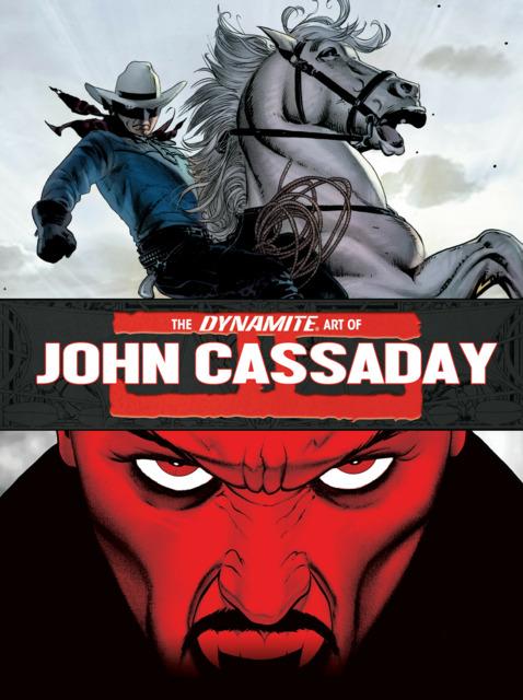 The Dynamite Art of John Cassaday