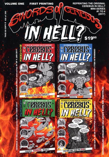 Swords of Cerebus In Hell?