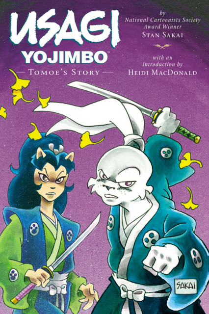 Usagi Yojimbo: Tomoe's Story