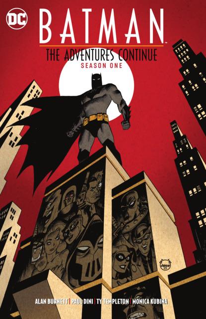 Batman: The Adventures Continue: Season One