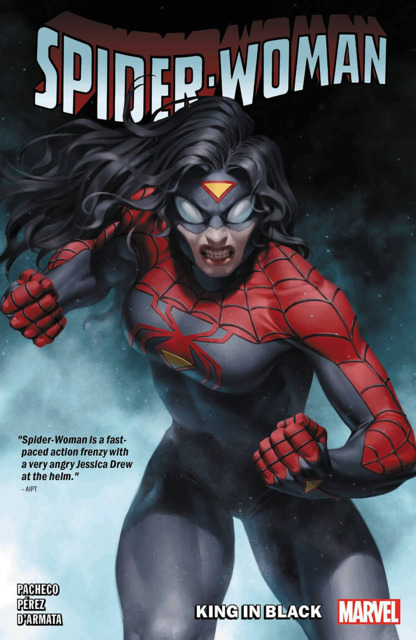 Spider-Woman: King In Black