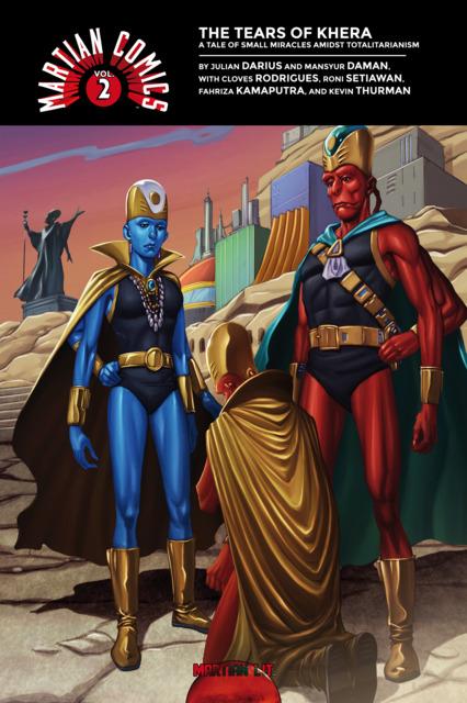 Martian Comics: The Tears of Khera