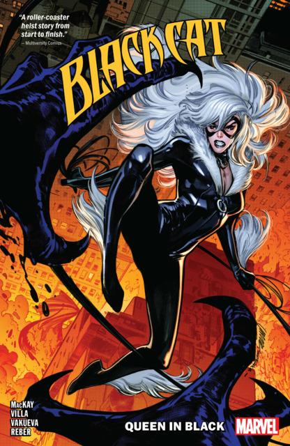 Black Cat: Queen In Black