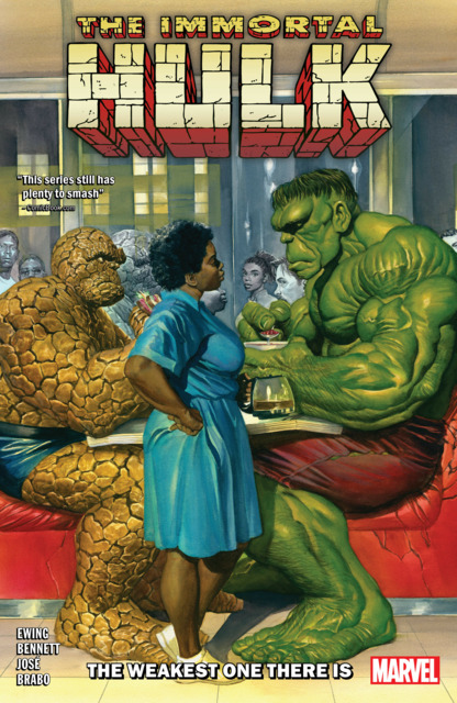Immortal Hulk: The Weakest One There Is