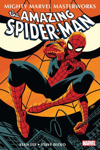 Mighty Marvel Masterworks: The Amazing Spider-Man