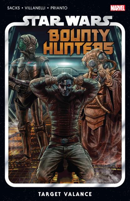 Star Wars: Bounty Hunters: Target Valance