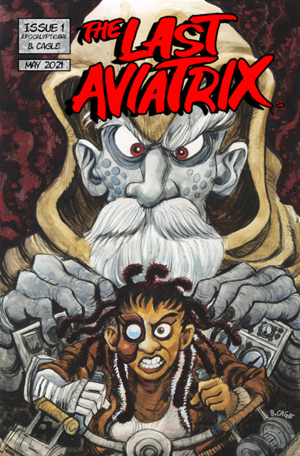 The Last Aviatrix