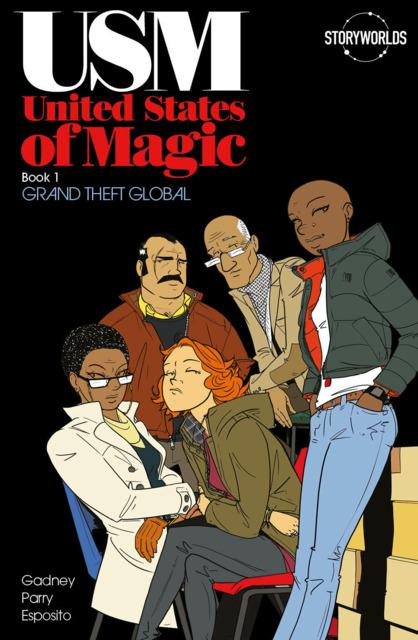 United States of Magic