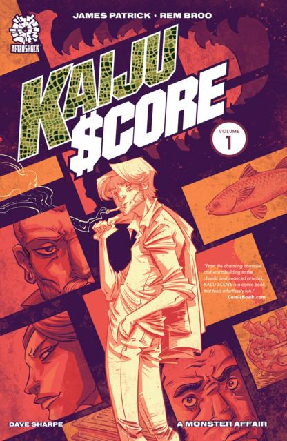 Kaiju Score: A Monster Affair