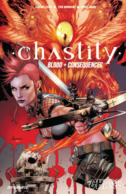 Chastity: Blood & Consequences