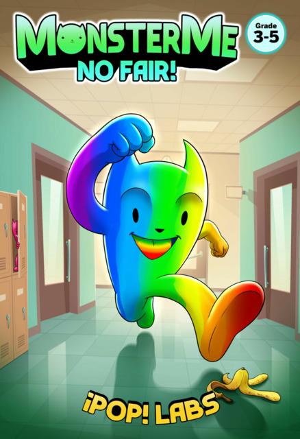 Monster Me: No Fair!