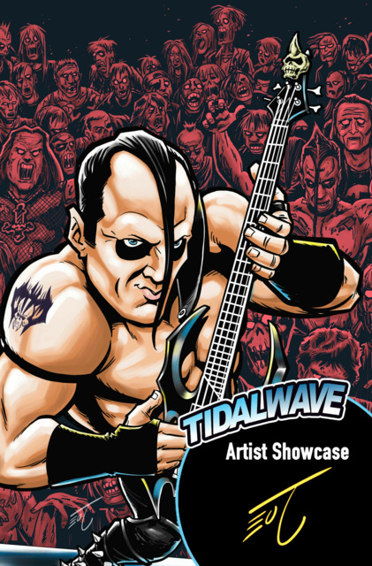 TidalWave Artist Showcase: Joe Paradise
