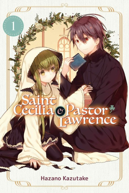 Saint Cecilia and Pastor Lawrence