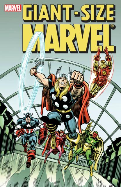 Giant-Size Marvel