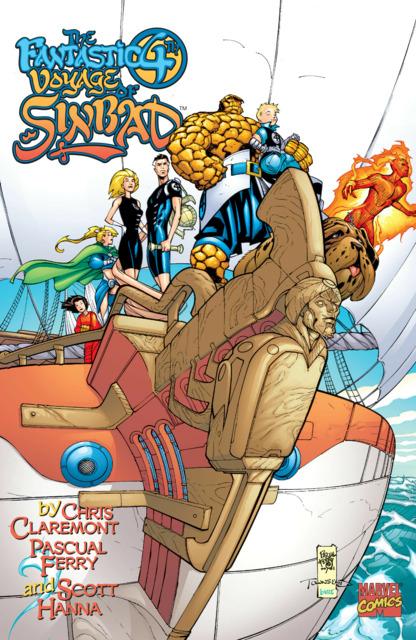 Fantastic Four: The Fantastic 4th Voyage of Sinbad