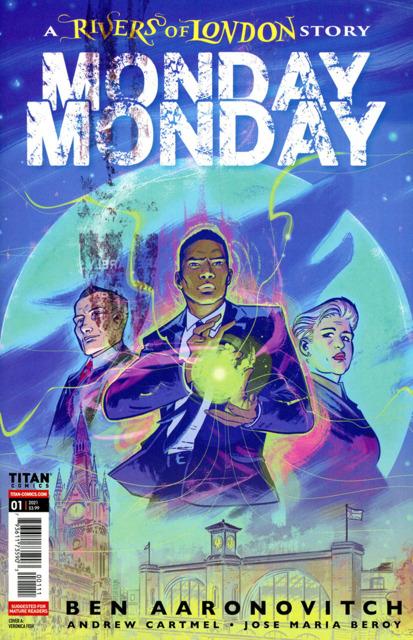 Rivers of London: Monday, Monday