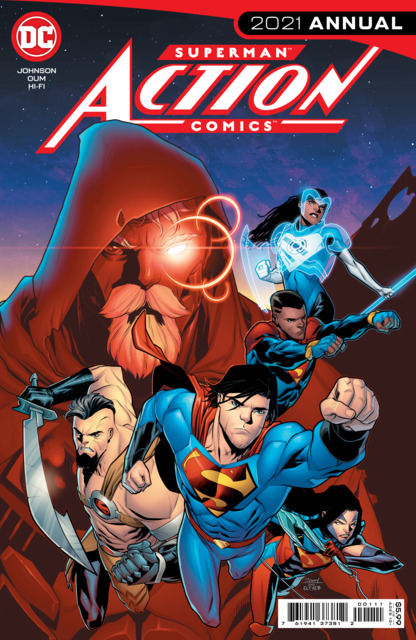 Action Comics 2021 Annual