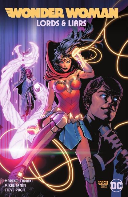 Wonder Woman: Lords & Liars